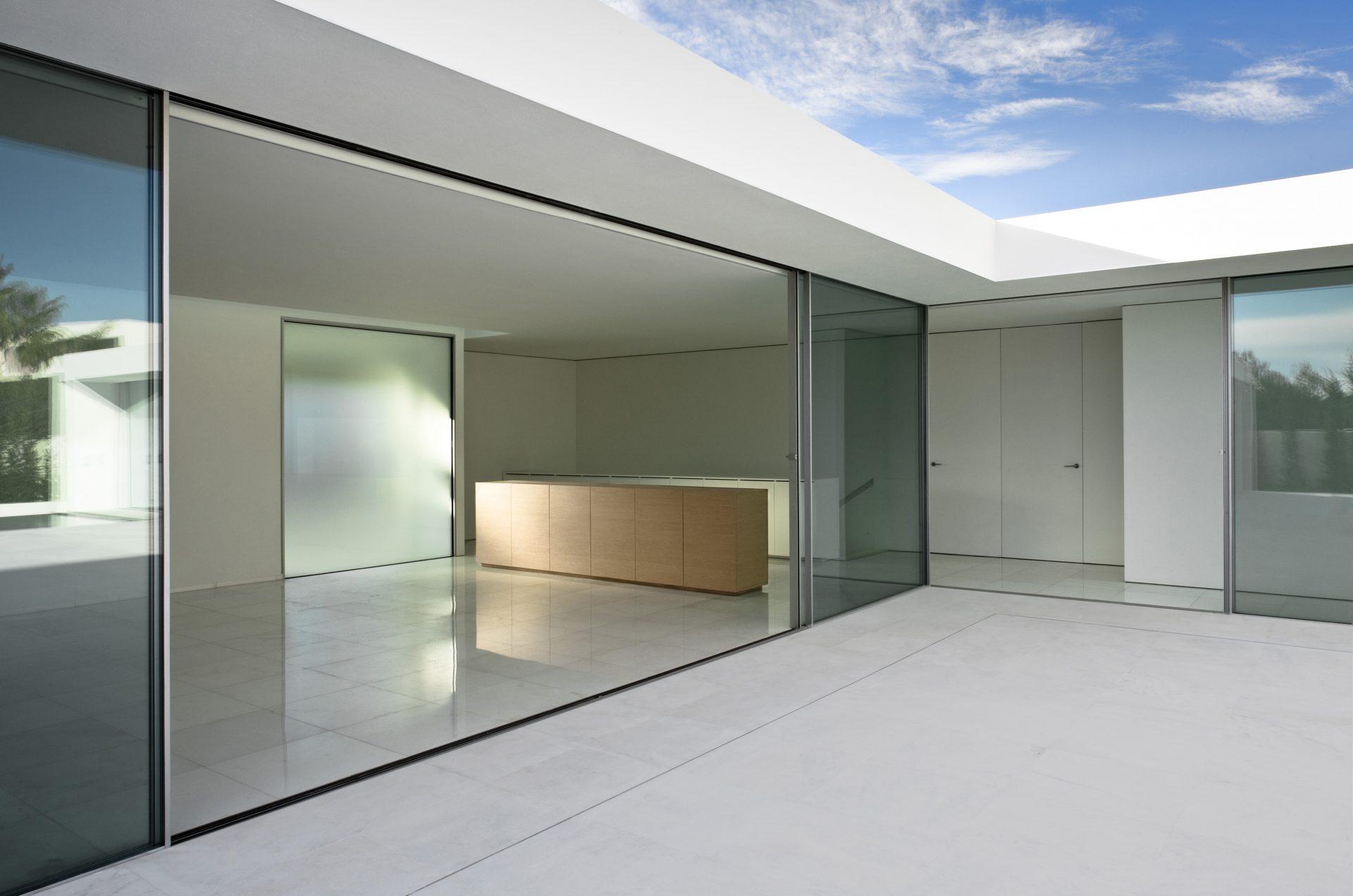 Vitrocsa-Schiebefenster | Minimalfenster - Das Original